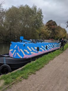 47ft Narrow boat, Homage
