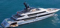 Sanlorenzo Superyacht 52Steel