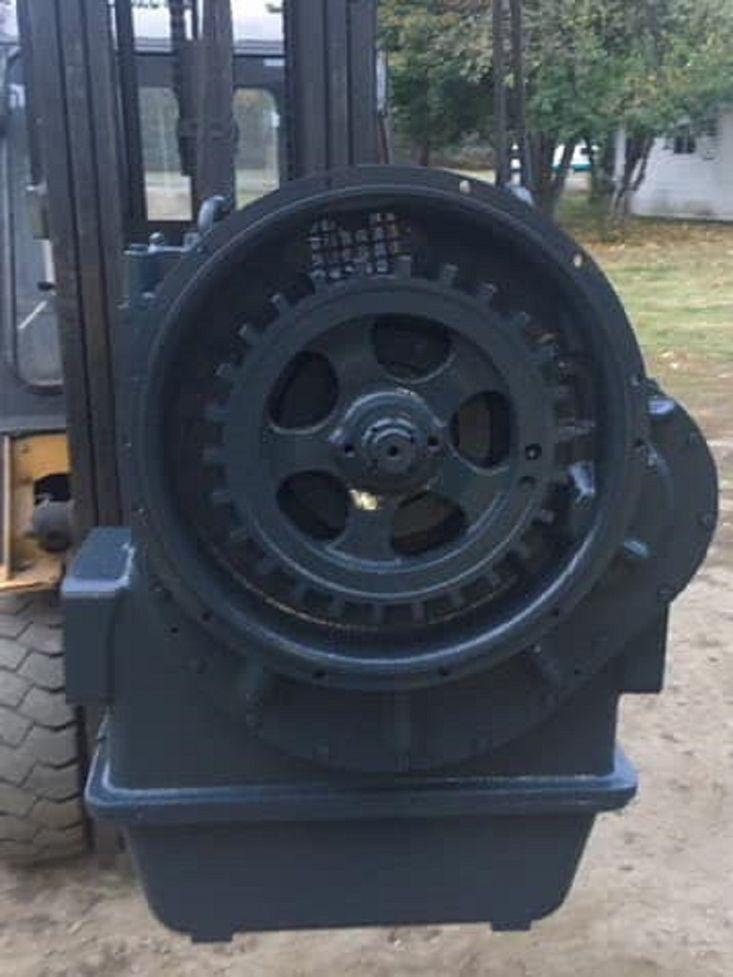 6 TO 1 TWIN DISC MG514B REBUILT MARINE GEARBOX
