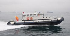 USED 14M Fast Crew Boat - Patrol Boat