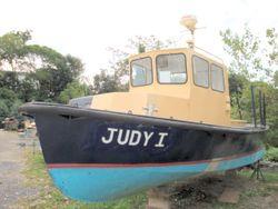 26 Steel Twin Screw Work/Tow Boat