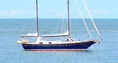 Modern classic blue-water cruiser