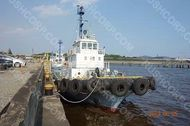 1991 Built Harbor/Towing Tug Boat 220gt