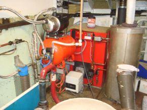 Kabola heating boiler