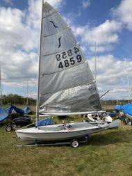 Boon Boats GRP Solo 4859 - SOLD
