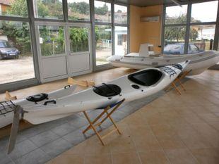Lodkostroitel Fiberglass Kayak