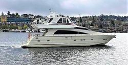 2000 Horizon motor yacht