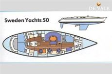 1990 Sweden Yachts 50