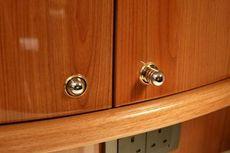 Sealine S42 Cupboard Locks