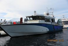 15m Dive Boat