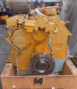 ZF MASSON BW 461 - 5,037:1 -1100 kW - 1800 rpm