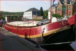 Dutch Tjalk Barge 72 (reduced)