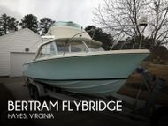 1971 Bertram Flybridge