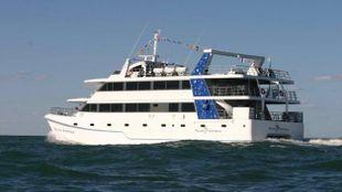 34.5m Passenger catamaran for sale