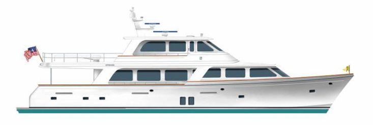 2020 Offshore Yachts 87/92 Motoryacht