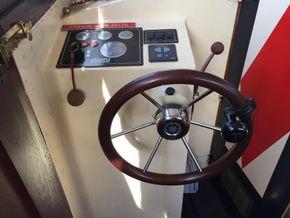 Wheel & Vetus control