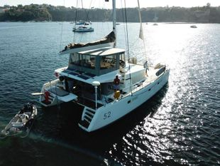 Lagoon 52 MAXIMUM from owner