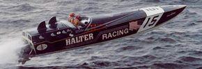 Bubbledeck as 'Halter Racing' 2