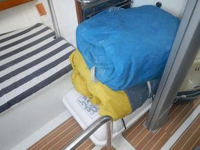 IMX -38 Racing yacht with Aft cabin - Sails/Fabric