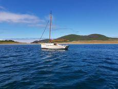 Cornish Shrimper 19, Mark II, 2008