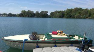 19' Classic style bespoke Aluminium speedboat