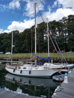 Nantucket Clipper 32