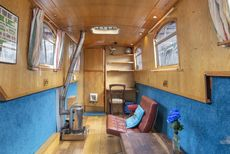 Narrow boat in a great location, Lisson Grove, Marylebone, NW8