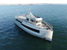 24 Meter Twin Screw Passenger / Crew Boat