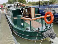 40x10ft Cruiser Stern Munsiyari