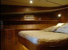 Rhein 42 SE Bow Cabin