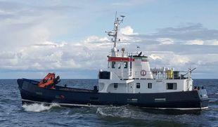 Multipurpose Tug 22 m. New Class. Reduced Price