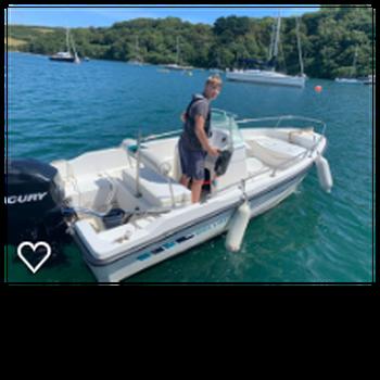 Dell Quay Fletcher Sportsman 15ft Dory