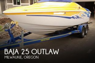 2005 Baja 25 Outlaw