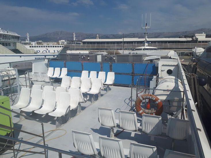 HSC  IACS classed catamaran,2002 built, 42,8 meter loa