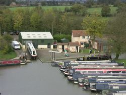 Centrally Heated dock and slipway