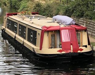 50 x 10 Viking Canal Boat
