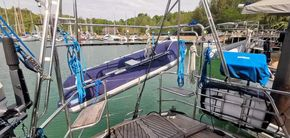 Whiting 47 Centre Cockpit with Dinghy