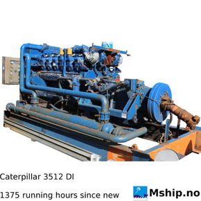 Caterpillar 3512 DI - 2W8863