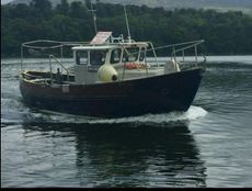 1973 Fisher 30 Pilothouse