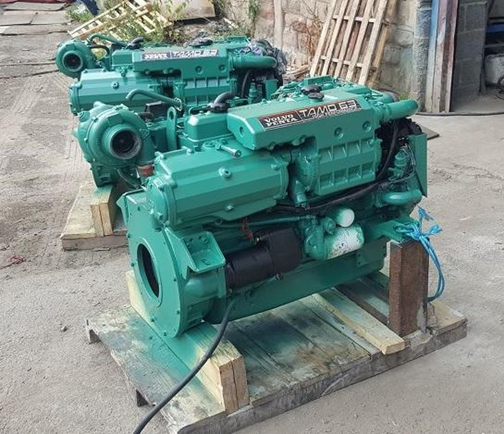 Volvo Penta For Sale Uk  Volvo Penta Boats For Sale  Volvo