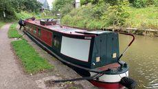 57 lenght Narrow Boat