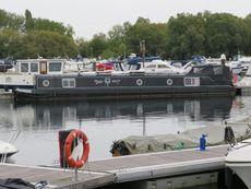 2012, 57ft cruiser stern narrowboat