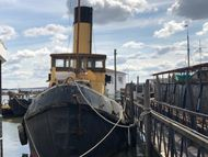 Historic Tug to Convert