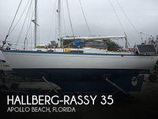1974 Hallberg-Rassy Rasmus 35