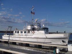 1979 80′ x 18′ x 6′ US Navy Yard Patrol Craft