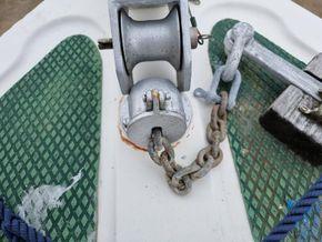 Cheverton 8.20T  - Anchor Locker
