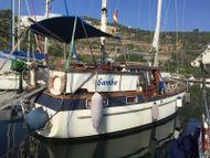 Nauticat 38 Motorsegler