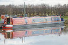 68ft 10in Trad Stern Tug Narrowboat