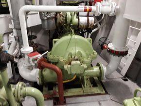 Einar engine room