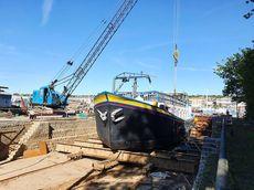 Dry dock & slipways upto 75M - South UK